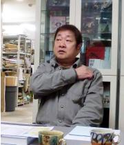 美術監督 小倉宏昌さん